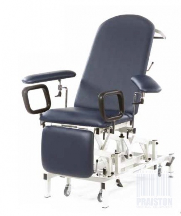 Fotel do Pobierania Krwi  -  Phlebotomy Couches (SM9556P SEERSMEDICAL)