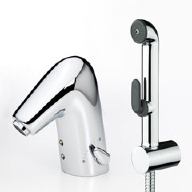 Bateria umywalkowa IL BAGNO ALESSI One by Oras (8516F)