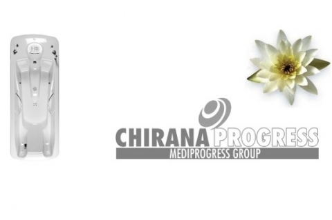 ERES MEDICAL - sprzęt do hydroterapii – wanny Chirana Progress
