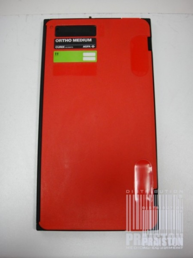 Kaseta do błon RTG AGFA ORTHO MEDIUM 18x24