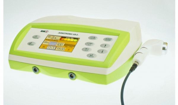 Aparat do terapii ultradźwiękowej - Sonotronic US-2