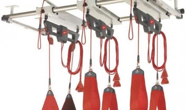Zestaw Redcord Workstation Professional dla 3 aparatów