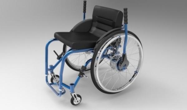 GTM MOBIL - Dźwigniowe wózki inwalidzkie dla osób niepełnosprawnych