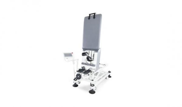 Vertimo - stół do pionizacji pacjenta produkcji MEDEN INMED