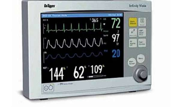 Monitor pacjenta Infinity® Vista