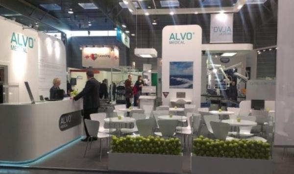 ALVO MEDICAL - Firma zdobyla główną nagrodę Acanthus Aureus 2014