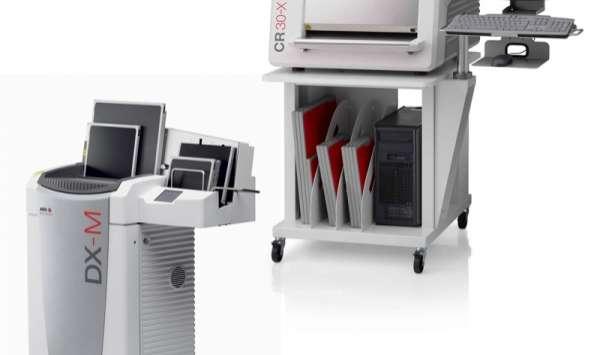 Ucyfrowienie aparatów RTG / Mammografii / Weterynarii