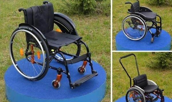 AKSON - Wysprzedaż wózków aktywnych, poprezentacyjnych do - 40%