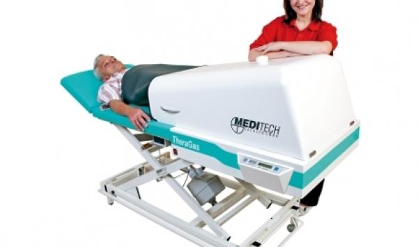 TheraGas - urządzenie do terapii CO2